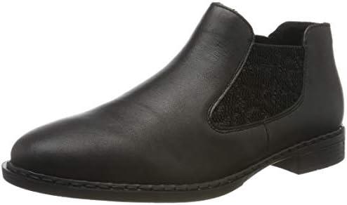 Rieker Damen 52490 00 Chelsea Boots: : Schuhe UY8Kr