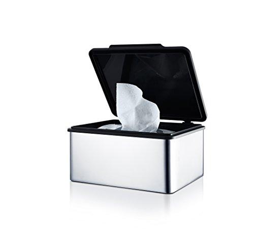 Blomus 68822 Feuchttücherbox Menoto, edelstahl poliert