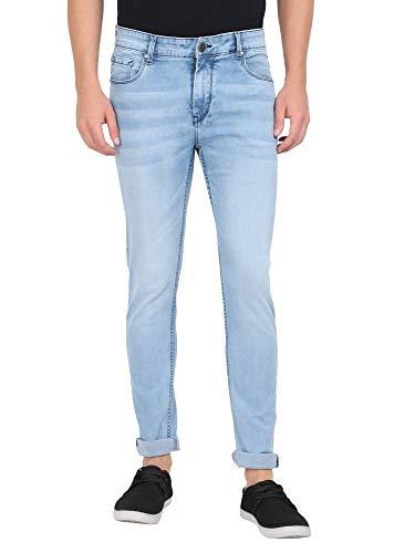 FUEL Men's Blue Denim Pant
