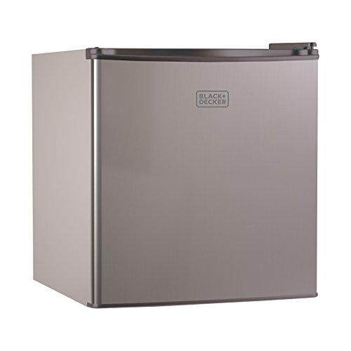 BLACK+DECKER BCRK17V 1.7 Cu. Ft. Energy Star Refrigerator with Freezer, VCM (Small Cube Refrigerator compare prices)