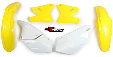 OEM Origine Kit Plastique Complet Rtech Compatible Suzuki 400 Drz S//S//SM 00-15 Racetech