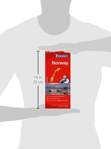 Michelin Norway Map MapsCountry Michelin Michelin - Norway road map pdf