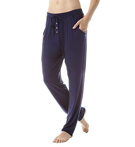 - Josie by Natori Women's Femme Lounge Pant, Midnight, X-Large