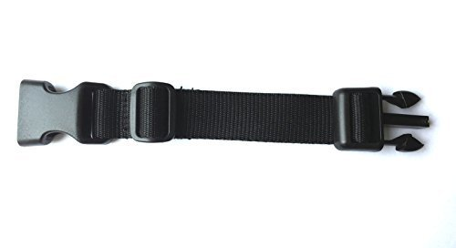 """10"""" (25cm) Extension For Friendly Dog Collars Strap Harness"""