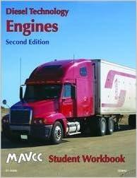 Diesel Technology: Engines, Student Workbook