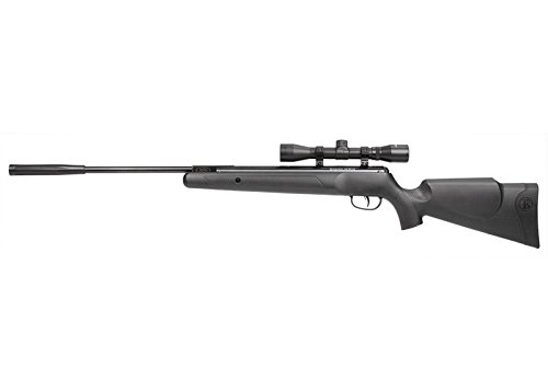 Benjamin Nitro Piston Powered Prowler NP Black Air Rifle 4x32 Scope BPNP82SX