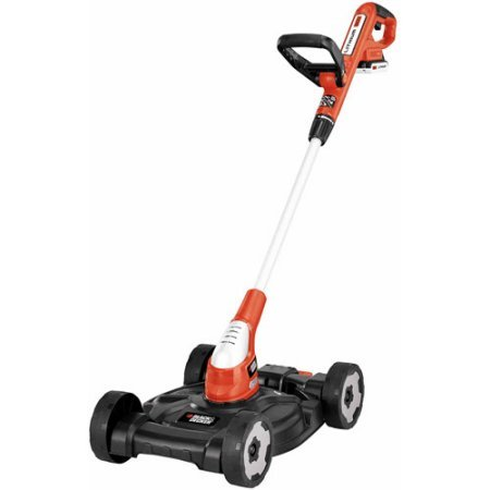 Black and Decker Cordless City Mower Kit, MTC220 by BLACK+DECKER