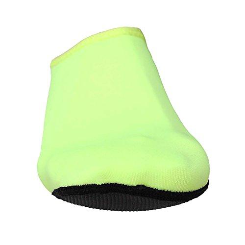 Verde Calzature Moresave Pelle Piedi Nudi Sport Formatori D'acqua Scarpe Yoga Calzini Surf Unisex Sandali UrUwq7xO