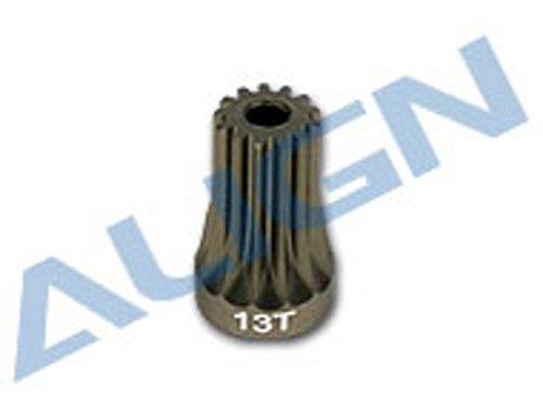 Align Pinion Gear - Align Motor Pinion Gear 13T: T-Rex 500