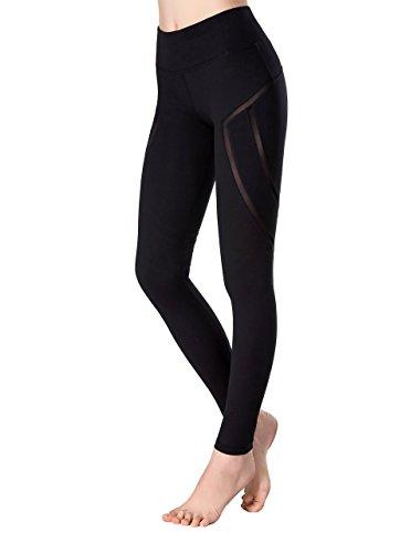 Womens Stretchy Fitness Running Leggings