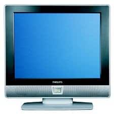 PHILIPS - televisor LCD - 20HF5474 con mando a distancia