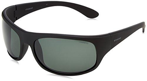 Gafas Polarized Negro 66 P4307 de mm Polaroid Sol dUtxSdqH