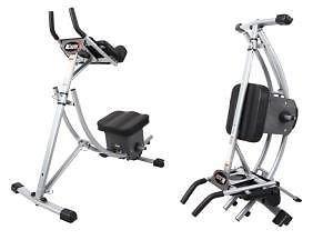 Abs - Máquina de ejercicios abdominales, incluye DVD (puede no estar en español)