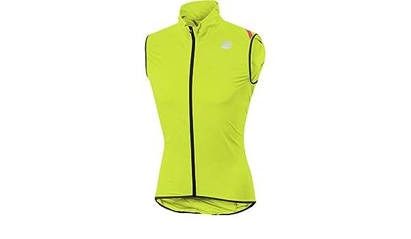 Sportful Hot Pack 6 - Chaleco Deportivo, Color Amarillo Fluorescente: Amazon.es: Deportes y aire libre
