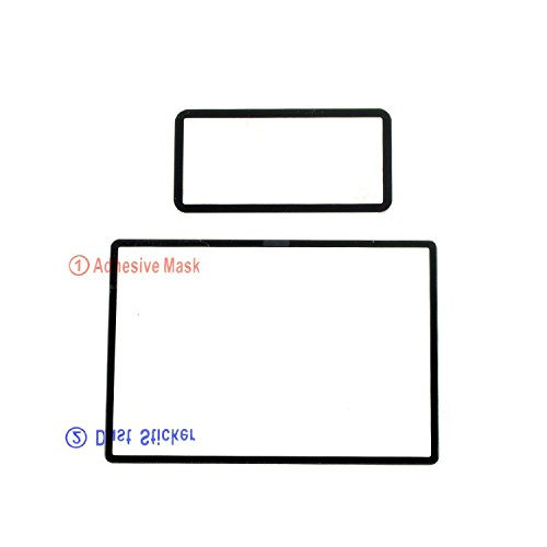 GGS Self-Adhesive Optical Glass LCD Screen Protector for Canon 7D2 7D Mark II