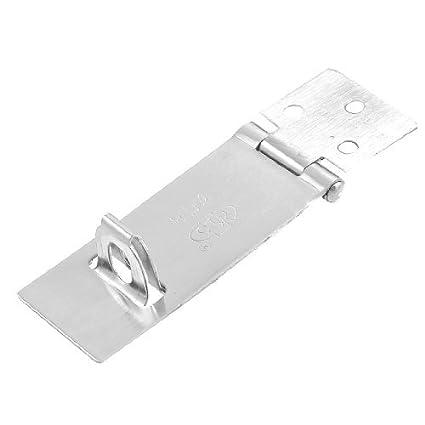 eDealMax arroja puertas Cierre de puerta de plata del tono ...