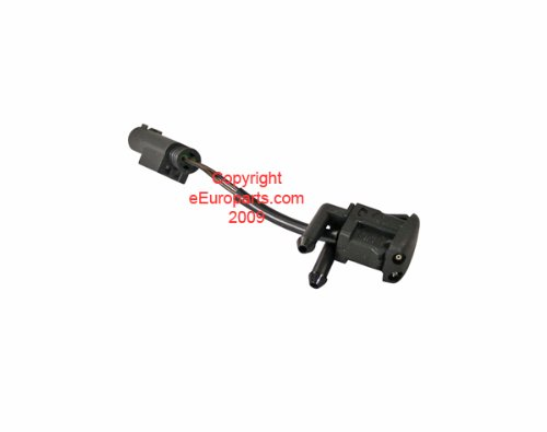 - BMW e39 Windshield Washer Nozzle Heated Dual inlet 5-series squirter jets