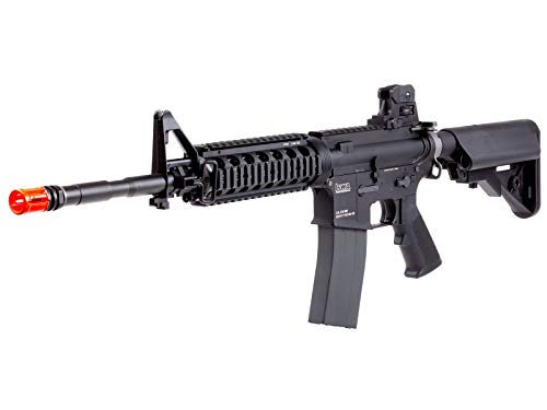 KWA RIS PTR (GBBR/6mm) Full Metal Airsoft Gun / Rifle (M4 Airsoft Gas)