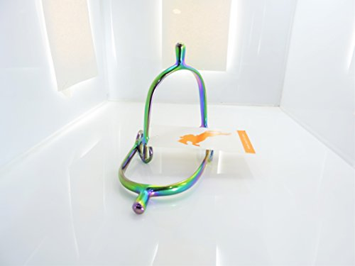 aaliff Rainbow Multi -Color Spur by (Knob, General) ()