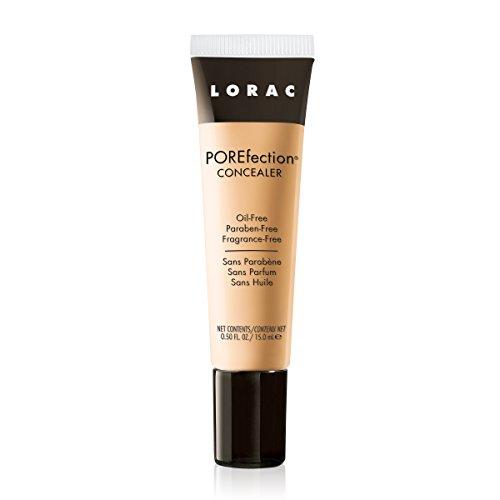 LORAC POREfection Concealer, PC3 - Golden Light, 1.1 fl. oz.