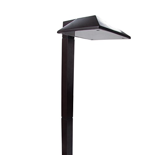 Malibu Lights Brown Color Path Light By LED Low Voltage Outdoor Landscape Lighting