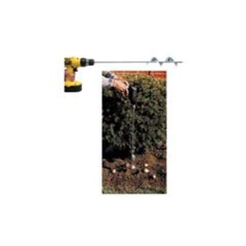 Jisco JB24 Bulb Planter, 2-3/4-Inch by 24-Inch Size