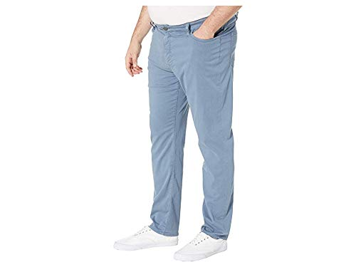 34 Heritage Men's Charisma Relaxed Fit in China Blue Soft Touch China Blue Soft Touch 36 32