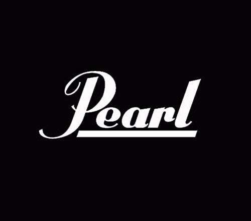 Pearl Drum Logo Decal//Sticker Choice Of Colours
