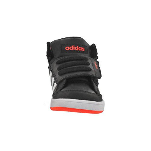 434a037950a adidas NEO Boys  Hoops Cmf Mid Inf Sneaker