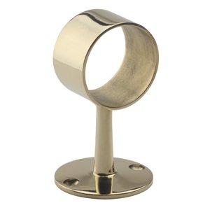 - Lavi Industries 00-342/2 Polished Brass Flush Center Post 2