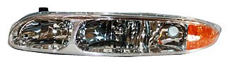 TYC 20-5674-00 Oldsmobile Alero Driver Side Headlight Assembly
