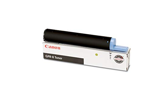 Canon 6836A003AA GPR-8 OEM Copier Toner Yields 4,400 Pages