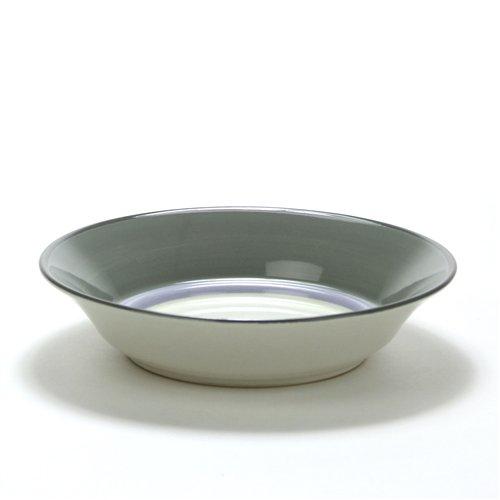 (Smokey Mountain by Studio Nova, Stoneware Coupe Soup Bowl)