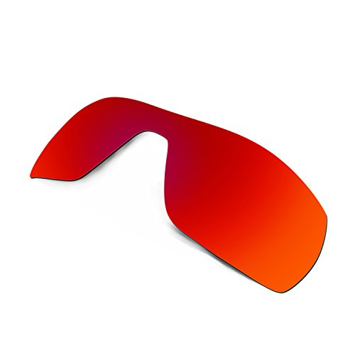 61d48166a2f Hkuco Plus Mens Replacement Lenses For Oakley Offshoot Red Blue Emerald  Green Sunglasses 80
