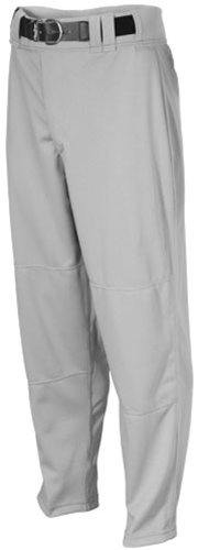 Rawlings Youth Relaxed Fit YBP350MR Baseball Pant, Blue Grey, Youth Medium
