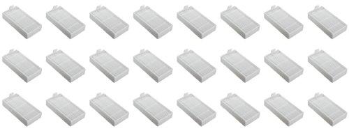 Nispira HEPA Filter Compatible Ilife Model V3s V3s pro, V5, and V5s V5s Pro Robotic Vacuum Cleaner, 24 Packs by Nispira