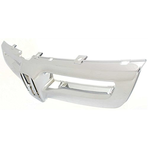 Diften 102-A3785-X01 - New Grille Assembly Grill Chrome Sedan Honda Accord 2005 2004 2003 HO1200157 (2003 Honda Accord Sedan Grille compare prices)