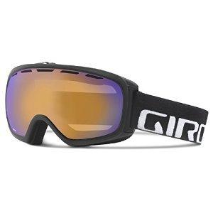 Giro Snow GSG1027 Unisex Basis Googles ( Frame: Black Wordmark/Lens: Persimmon Boost - Sunglasses Giro
