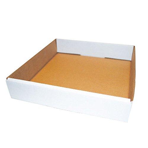 Trays Only, Cardboard, Narrow, 50 -