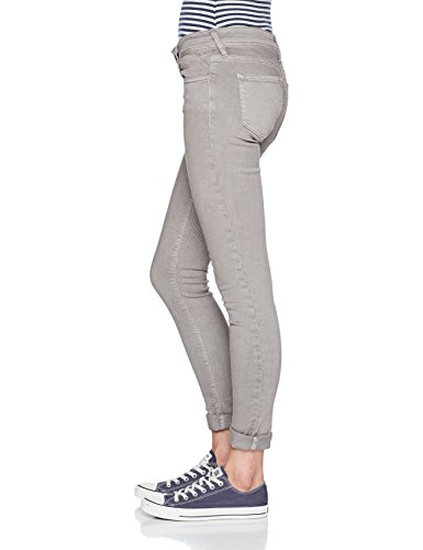 Zip Coin Dove Jeans 40 Replay Skinny Grey Gris Femme Luz Uw5nqgEC