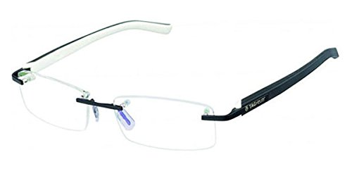 Tag Heuer Trends 8108 Eyeglasses 004 Ruth/Dark-Blue/Light-Grey 54MM