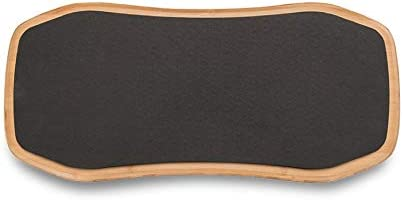 UPLIFT Desk – Bamboo Motion-X Board with Comfort Mat
