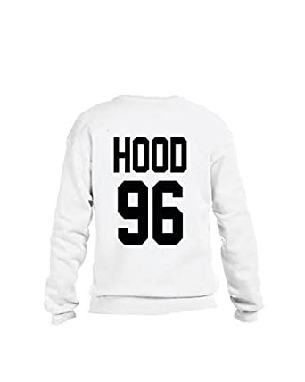 9a1cd04af44 Allntrends Calum Hood Sweatshirt Tattoos 5 Seconds Of Summer 96 Hood at  Amazon Women s Clothing store