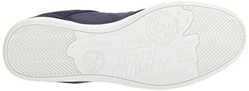 Diesel Heren Happy Hours S-aarrow Sneaker Indigo / Blauw