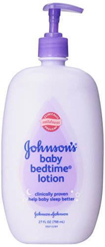 Johnson's Baby Bedtime Lotion, 27 Ounce