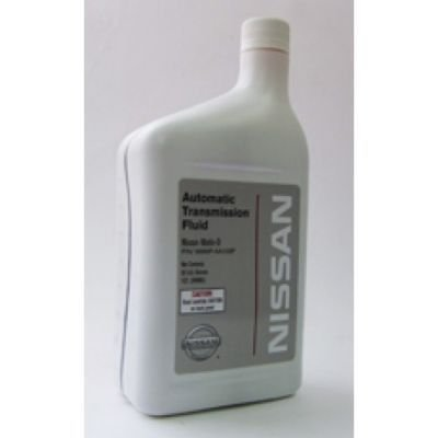 MATIC-D AUTO TRANSMISSION FLUID ATF NISSAN 1 CASE 12QTS MATIC D 4SPEED AUTOMATIC 999MP-AA100PE