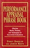 img - for Performance Appraisal Phrase Book Effective Words Phrases And Techniques For Successful Evaluations book / textbook / text book