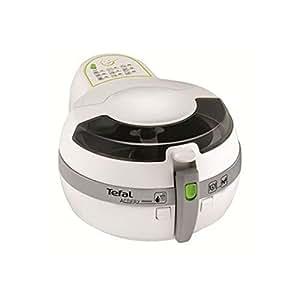 Tefal 1 Liter Actifry Oil Less Fryer - White & Gray, FZ701027