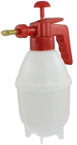 2Lスプレーポータブル圧力園芸スプレーボトルケトルの花の水やりは、圧力噴霧器を手渡すことができます (Color : White)