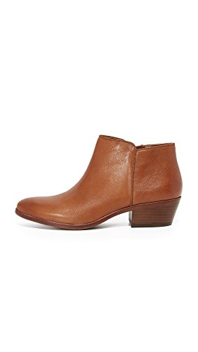 Sam Saddle Leather Edelman Ankle Women's Petty Boot XXgrq6